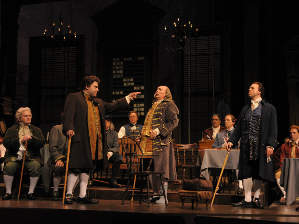 1776 at Lyric Stage