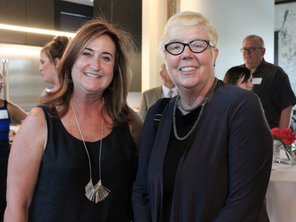 Houston Parks Board event, 7/16, Trudi Smith, Pat Jasper