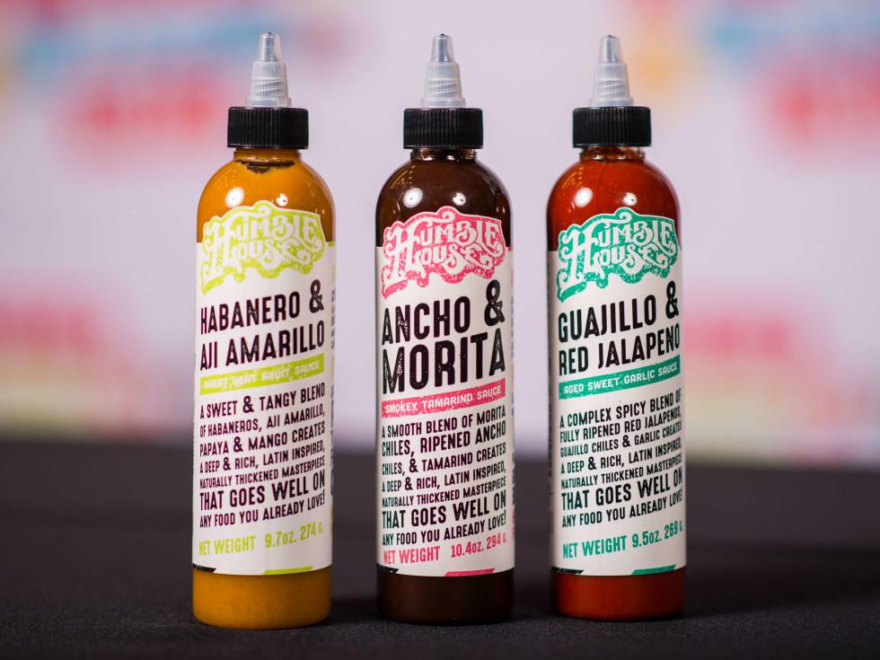 Humble House Foods sauce