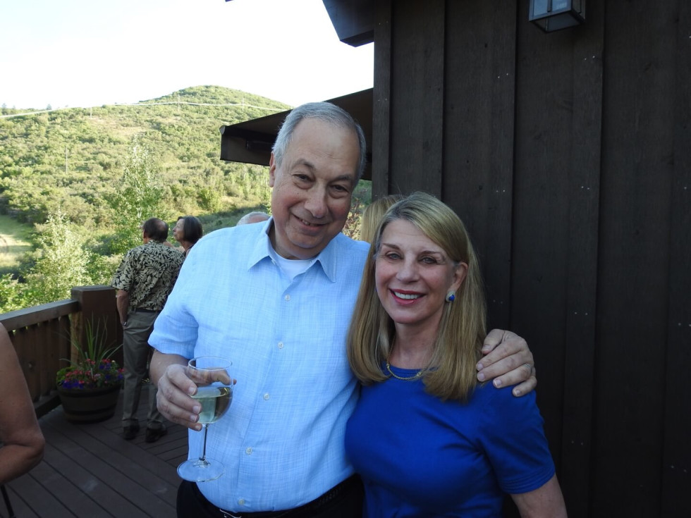 Bob and Nancy Peisner
