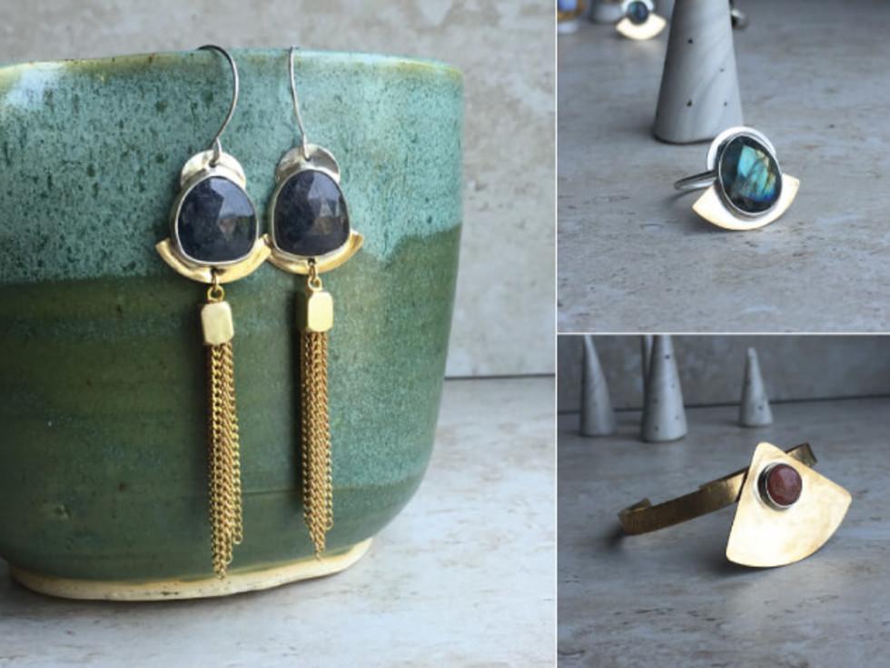 Urbanvirtue Caroline Schaffer jewelry