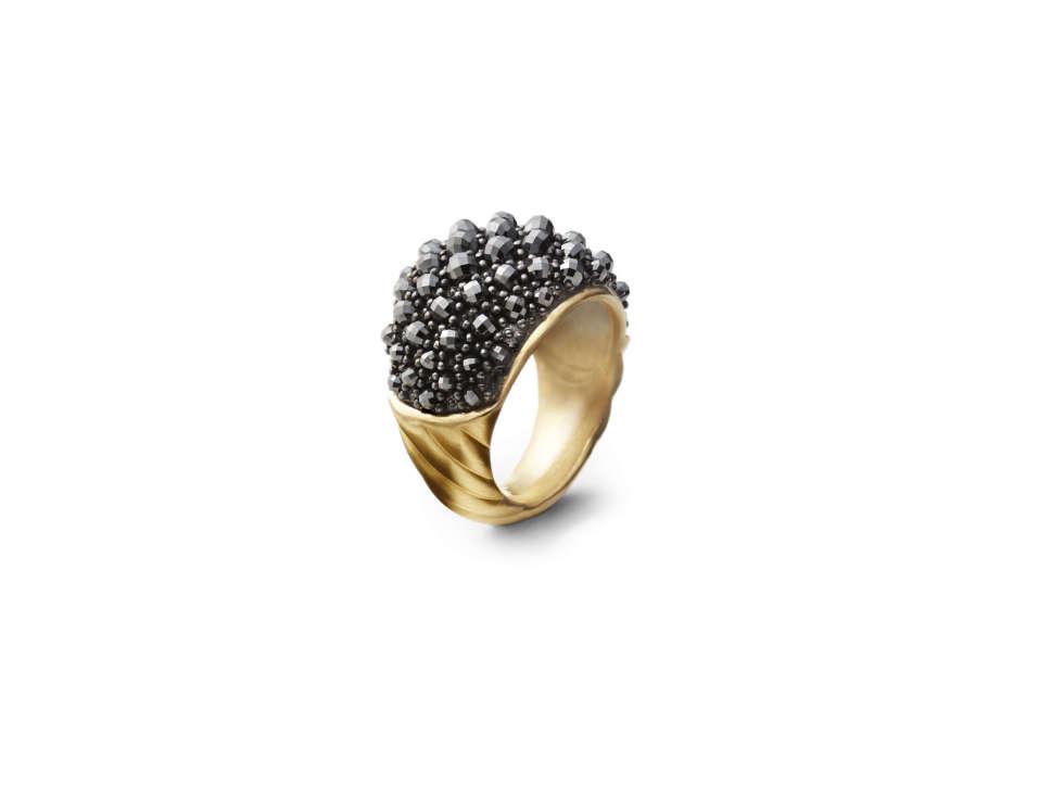 Osetra ring by David Yurman