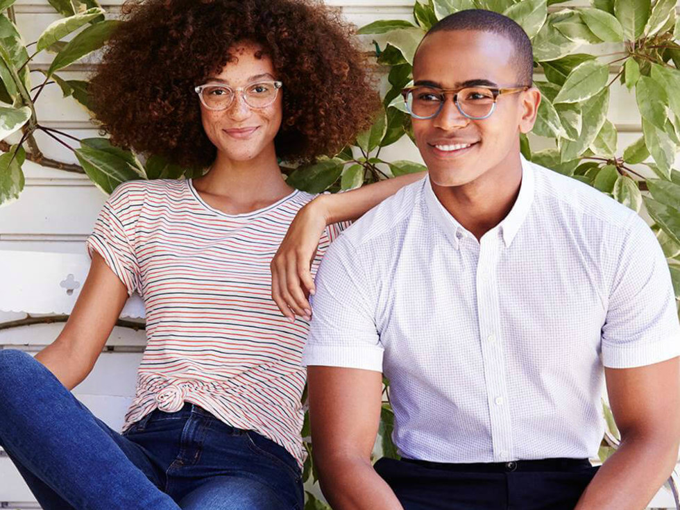 Warby Parker summer 2016 collection glasses