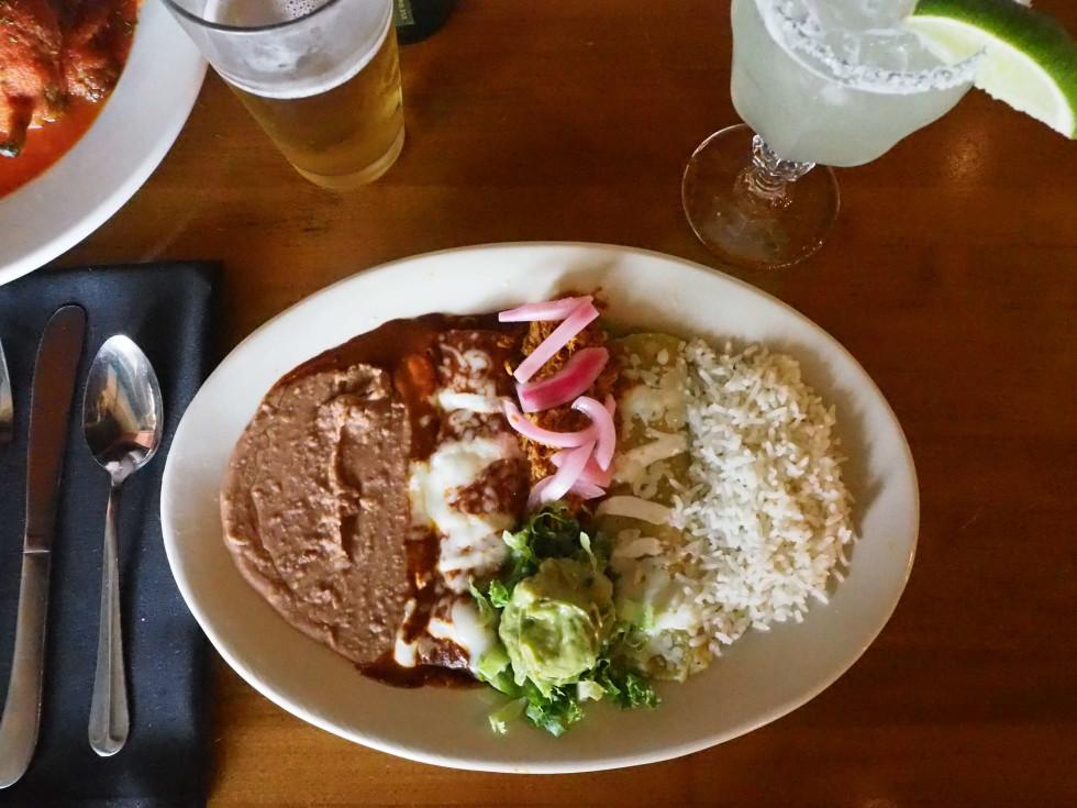 Las Palomas Austin restaurant Westlake enchiladas Mexican Tex-Mex food