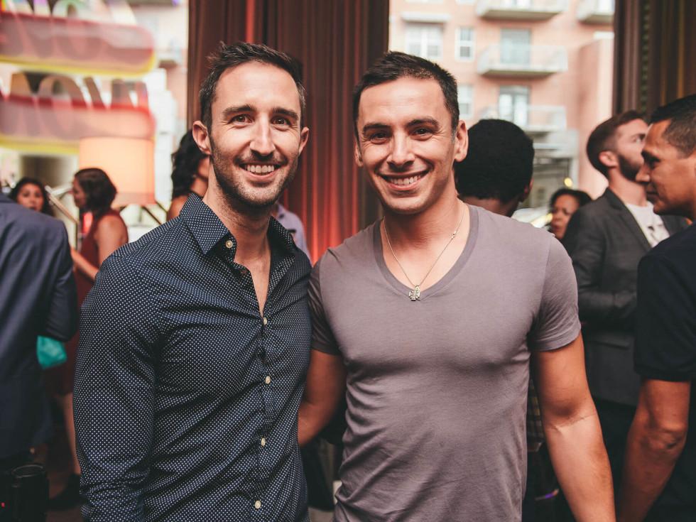 Turn it Up for Change Human Rights Campaign W Austin hotel Austin Pride 2016 Jose Araiza Zach Zientek