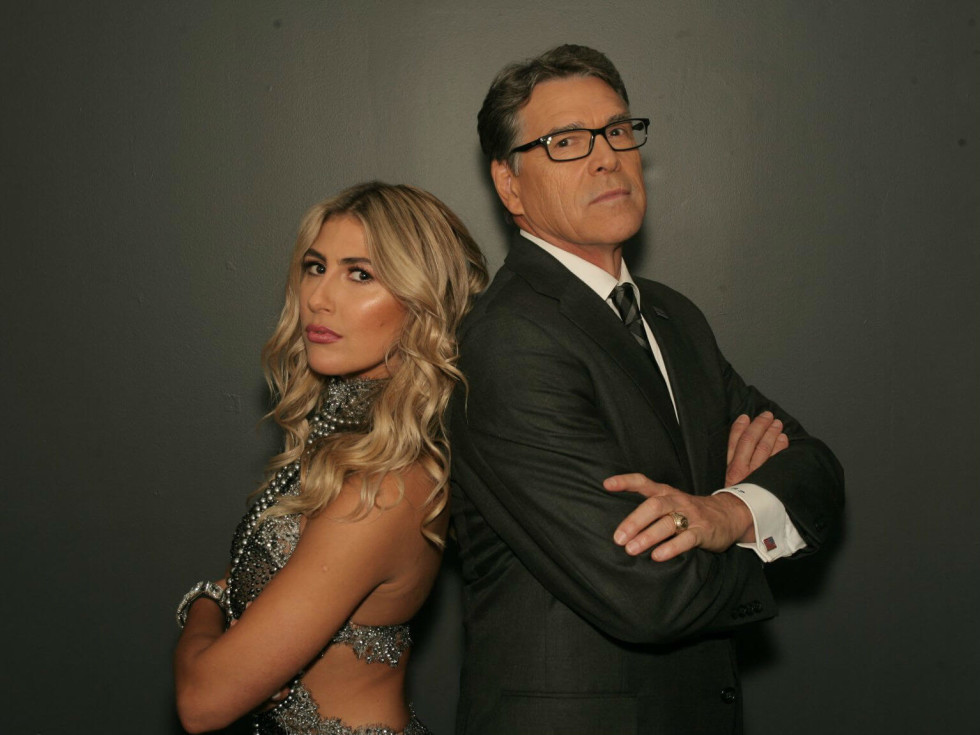 Rick Perry Dancing with the Stars Emma Slater