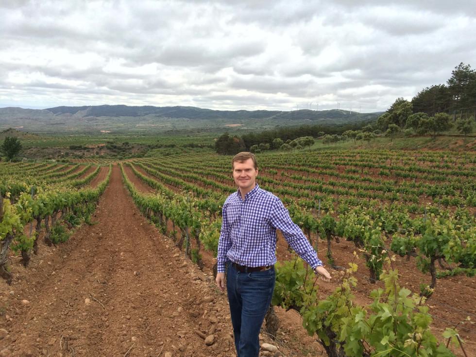 Matt Hedges of Vino del Sol