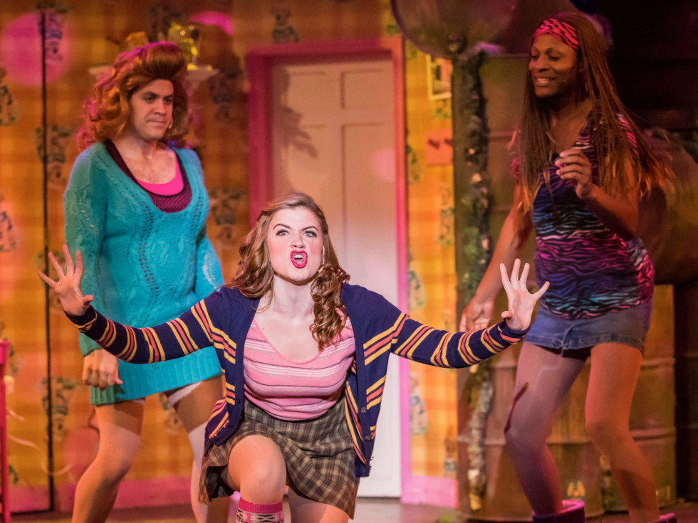 The Toxic Avenger at Uptown Players