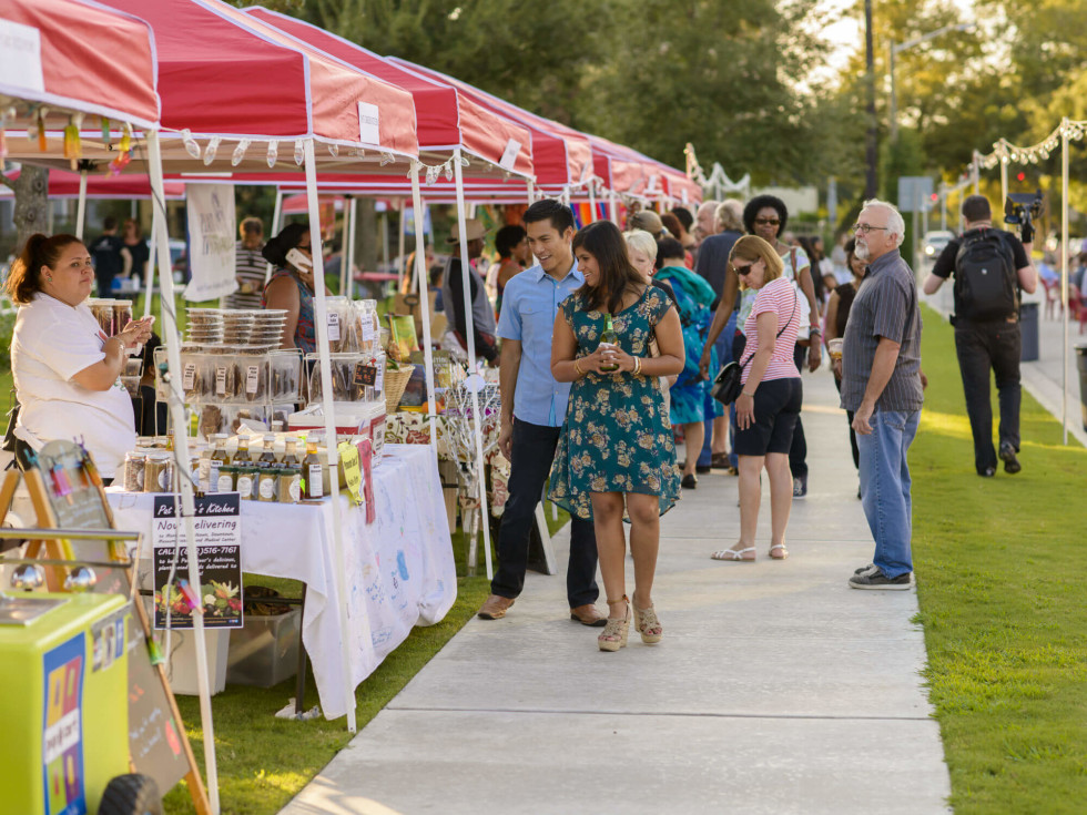 Asia Society Texas Center presents Night Market