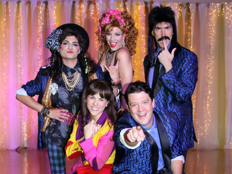 Theatre Three presents The Wedding Singer