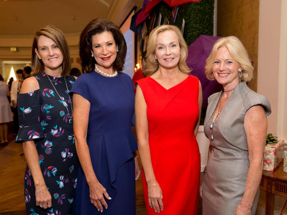 Ladies for Literacy, 9/16, Stephanie Tsuru, Betty Hrncir, Alice Mosing, Trish Morille
