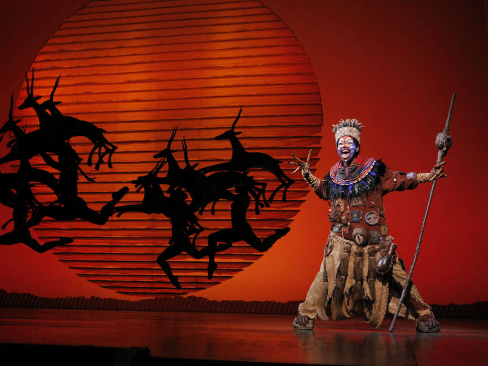 National tour of The Lion King