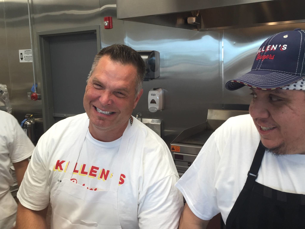 Ronnie Killen Killen's Burgers
