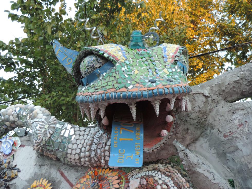 Dragon, Smither Park