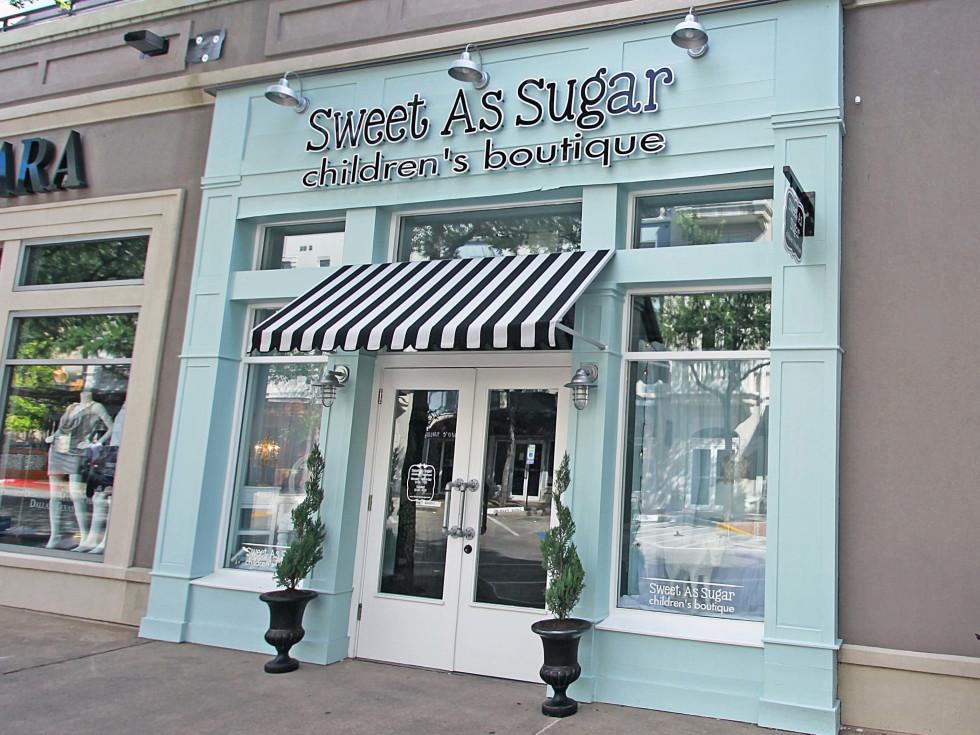 Sweet As Sugar West Village in Dallas