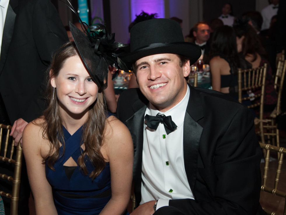 Houston, Childrens Museum of Houston Mad Hatters Ball, Oct. 2016, Morgan Allen, Wilson Griffith