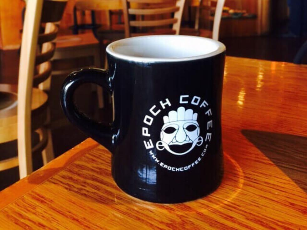 Epoch Coffee cup
