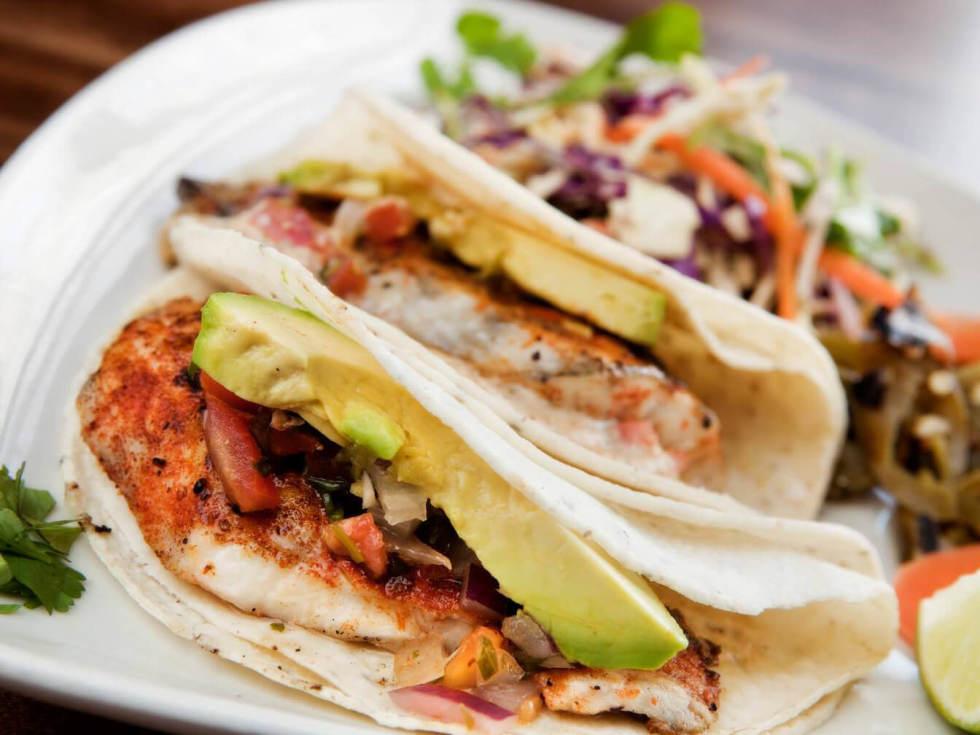 Jack Allen's Kitchen fish tacos