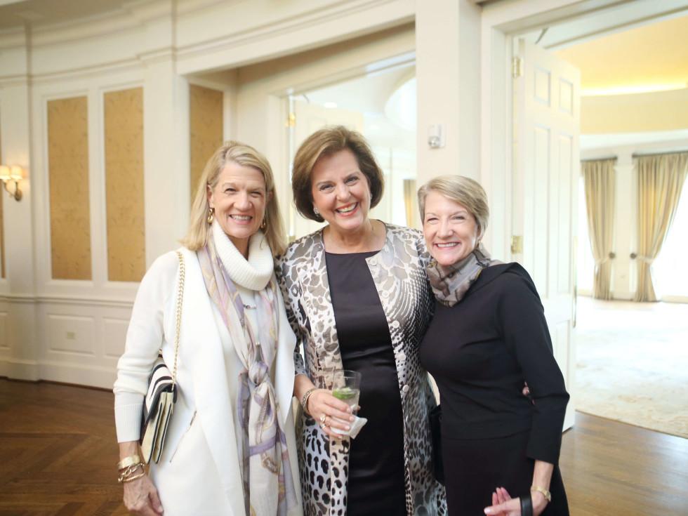 Gayle Hightower, Cyndi Ford, Ginger Kelley