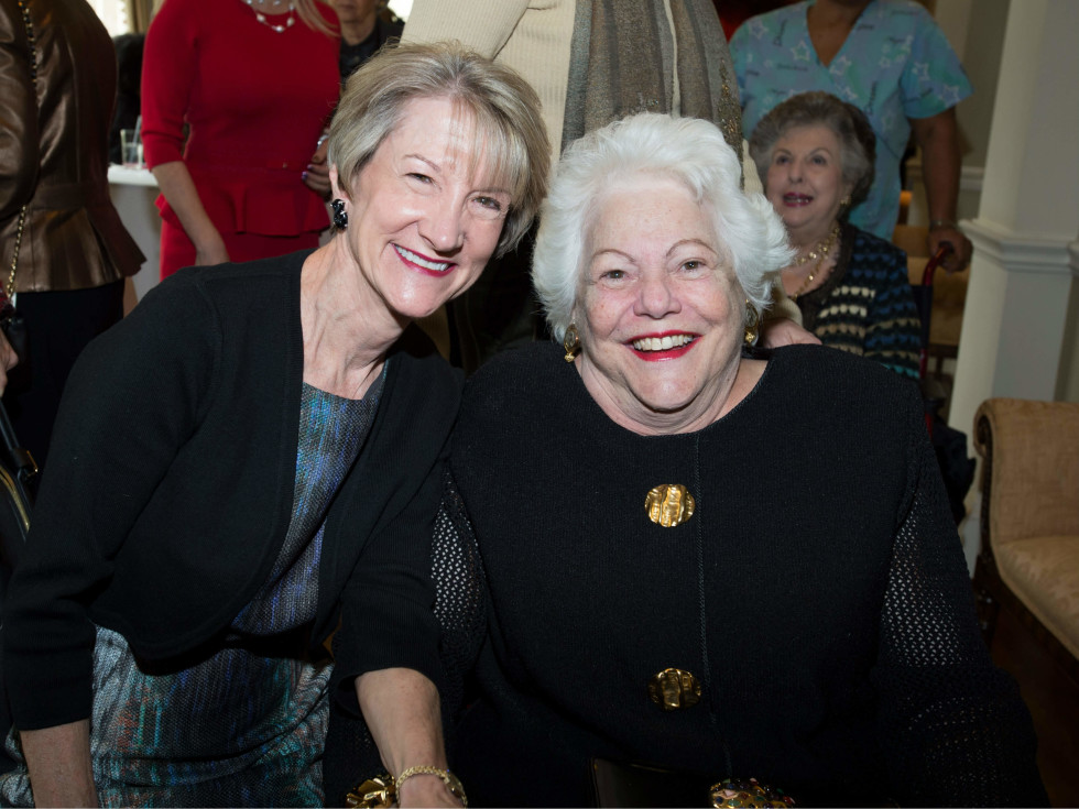 Ginger Kelley, Carol McDonald