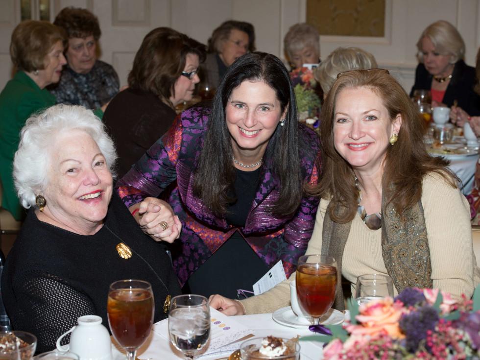 Carol McDonald, Roni Atnipp, Lili McDonald Pickard