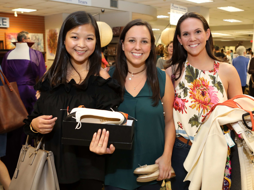 Houston, Blue Bird Circle Young Professional Partnership, Oct 2016, Christie Nguyen, Taylor Weylandt, Carroll Cartwright