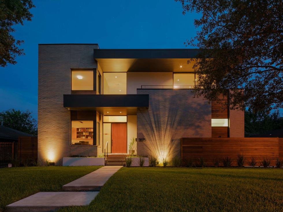 AIA Houston Home Tour 3615 Merrick