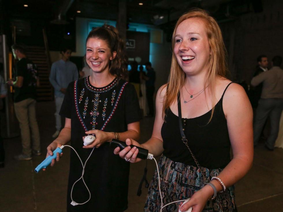 CultureMap Social Top Texans Under 30 Videogames Rachel Schutte Leah Havens