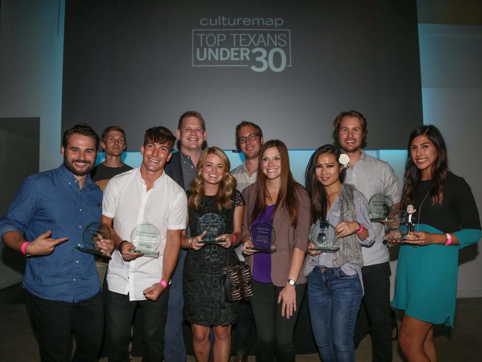 CultureMap Social Top Texans Under 30 Winners