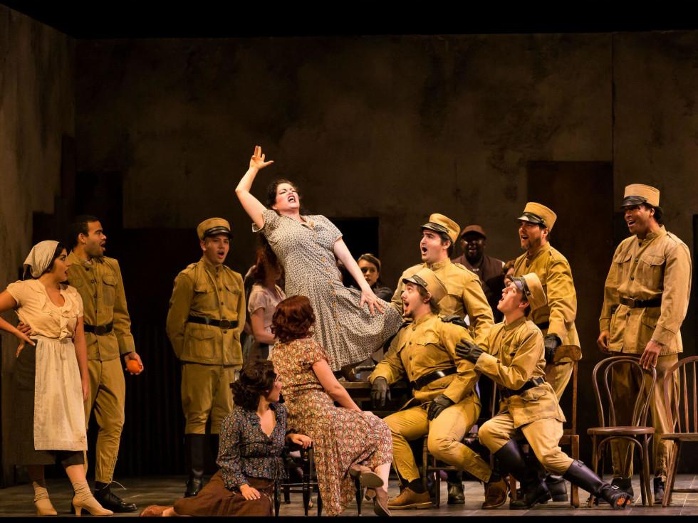 Opera San Antonio presents Carmen