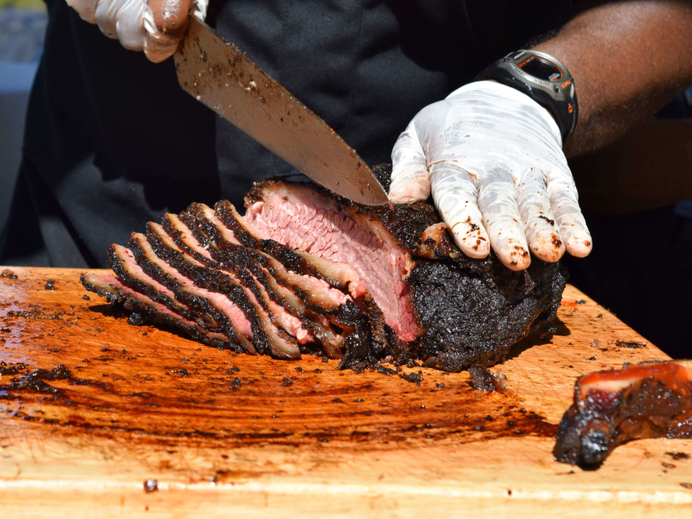 Texas Monthly TMBBQ Fest 2016 Gatlin's BBQ Fest Houston barbecue brisket