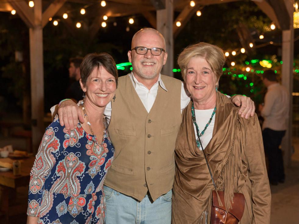 Wendy Whittington, Fred Duffy, Carlin Morris