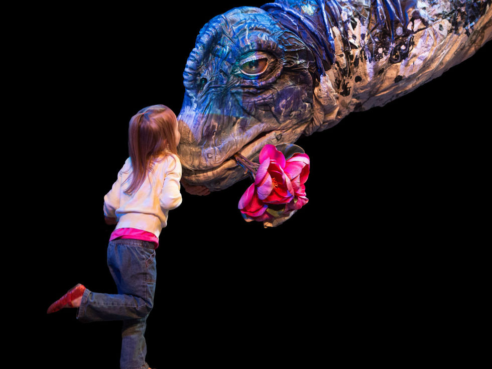 Tobin Center presents Erth's Dinosaur Zoo Live