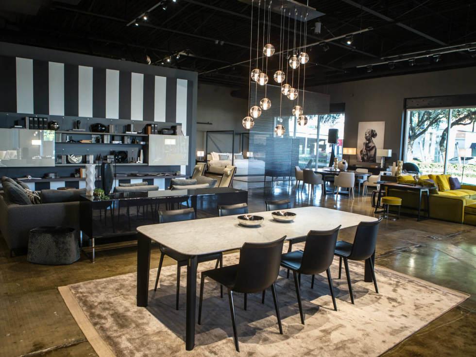 B&B Italia in Dallas Design District