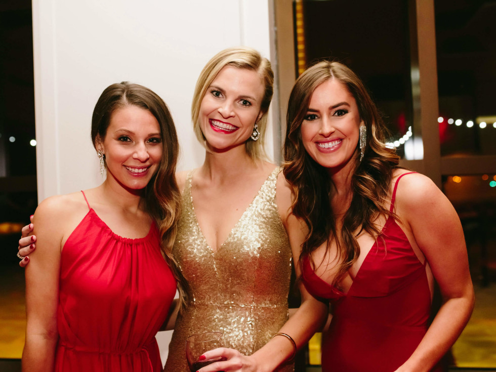 Christina Moore, Jayda Batchelder, Lauren McCurry