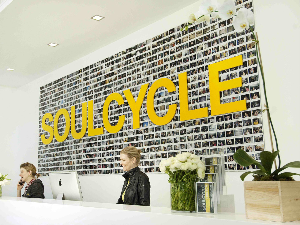 SoulCycle front desk Houston