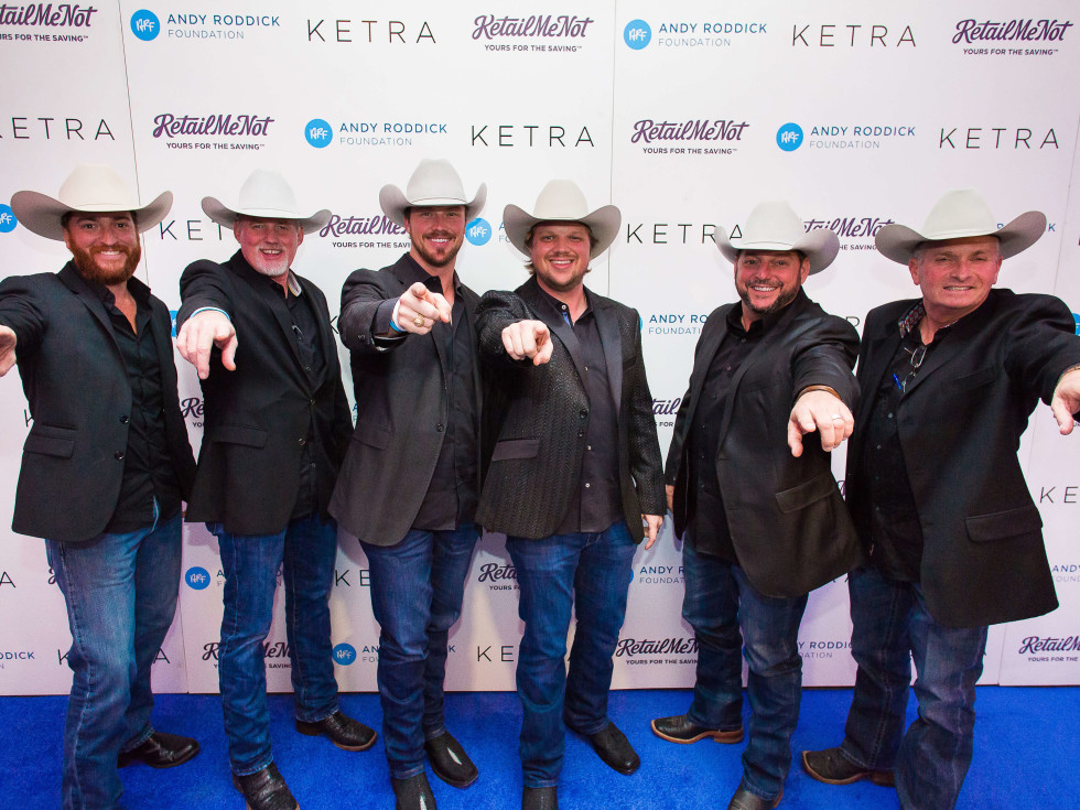 Andy Roddick Foundation Gala 2016 Heath Hale Auctioneers