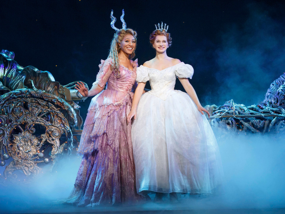 Leslie Jackson Tatyana Lubov Cinderella Broadway 2016