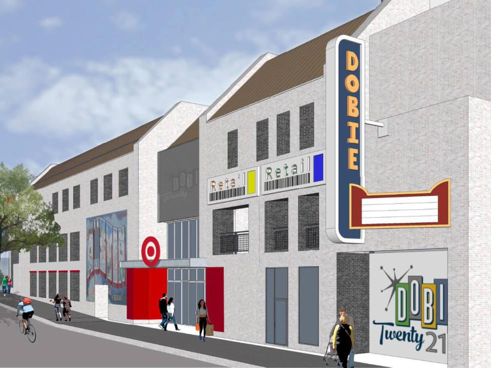 Target University Texas Austin Dobie Twenty21