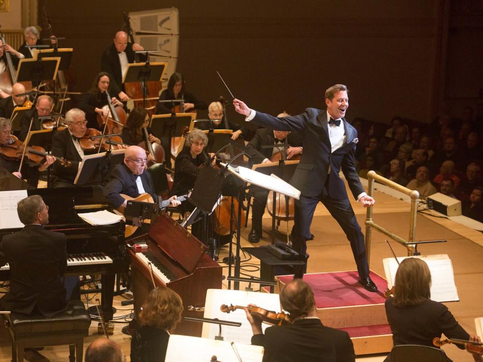 Steven Reineke, Principal Houston Symphony POPS conductor