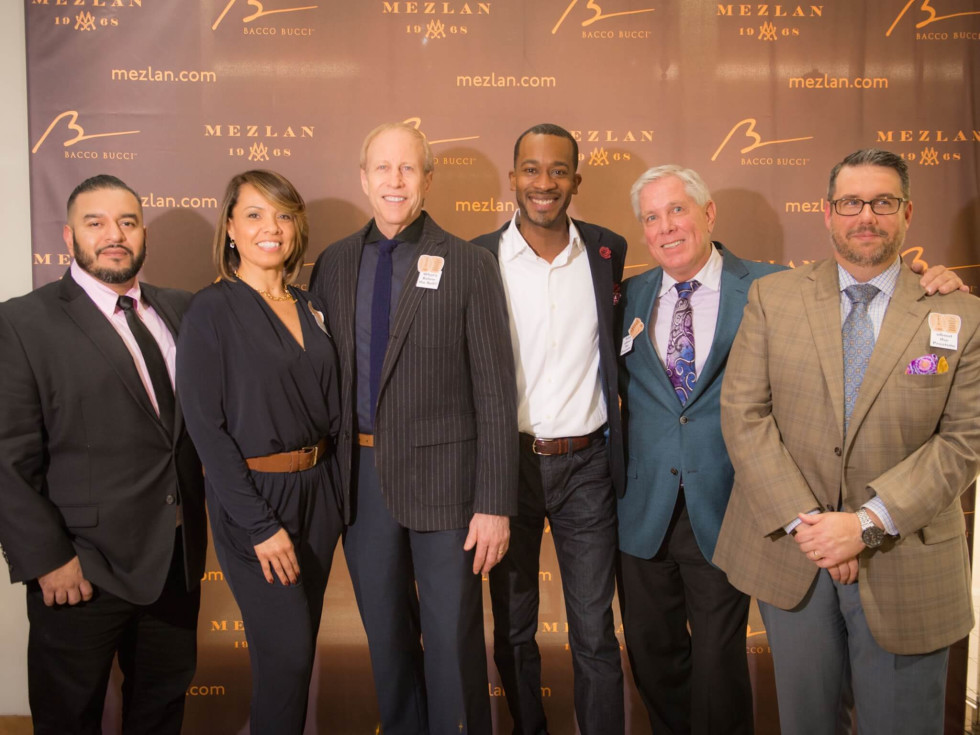 Cancer Below the Belt fundraiser, Mario Ayala, Laura Daley, Jeffrey Steinhardt, Darryl Anderson, Mark Baker, Harold Henry