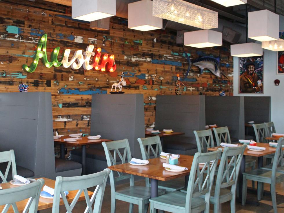 El Burro Tex Mex and Bar restaurant