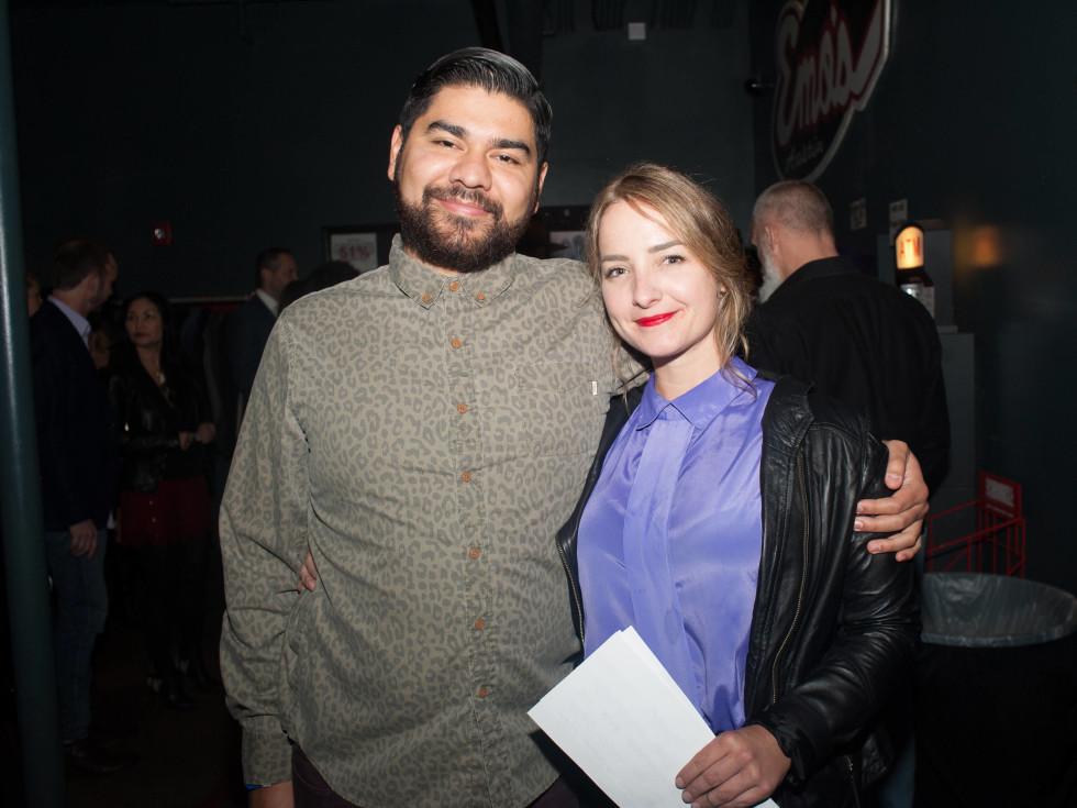 Sims Foundation Heart of the City 2016 Omar Lozano Jessica Douglas