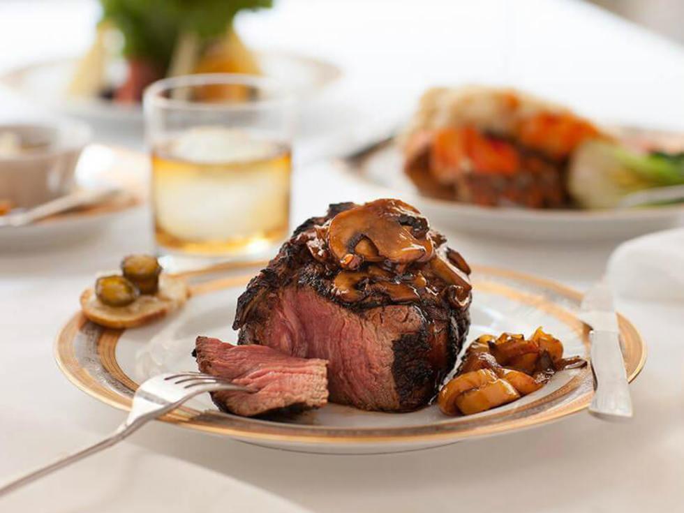 Bohanan's San Antonio steak filet
