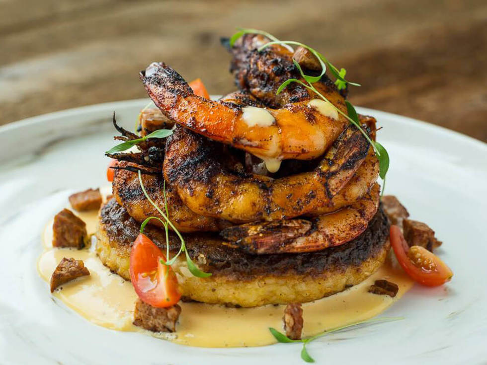 Cannon and Belle shrimp restaurant