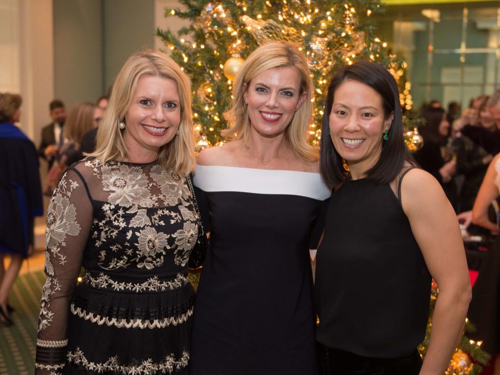 Houston, Houston Ballet Jubilee of Dance, Dec 2016, Valerie Dieterich, Katie Flaherty, Ting Bresnahan