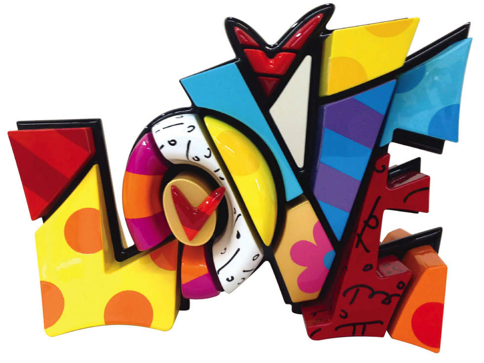 Off the Wall Gallery presents Romero Britto Exhibition