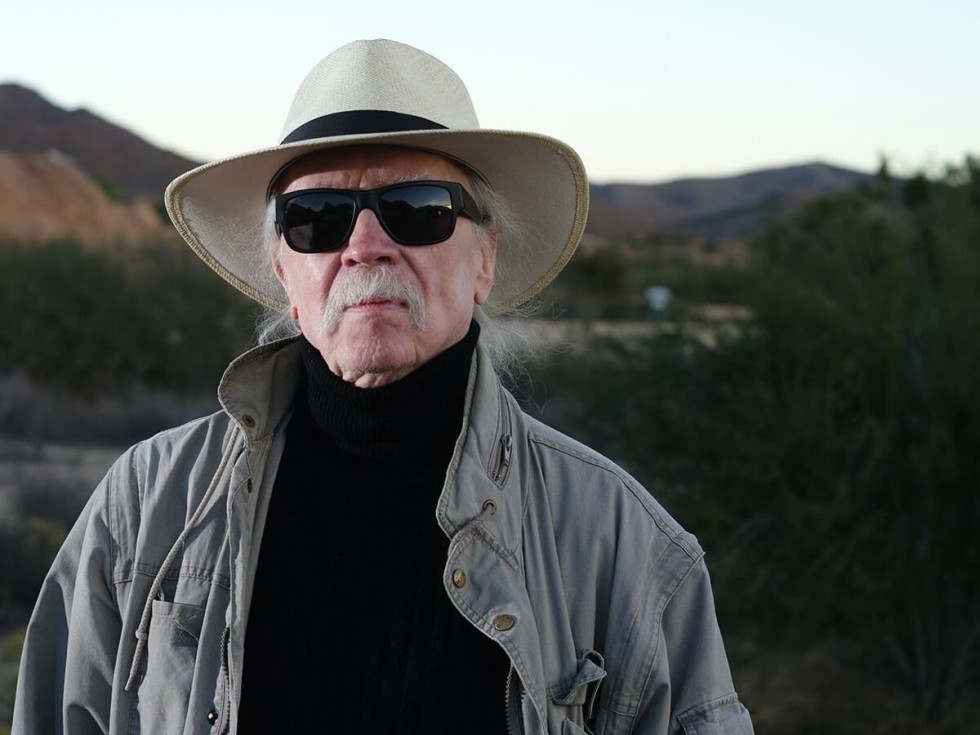 John Carpenter at Day for Night