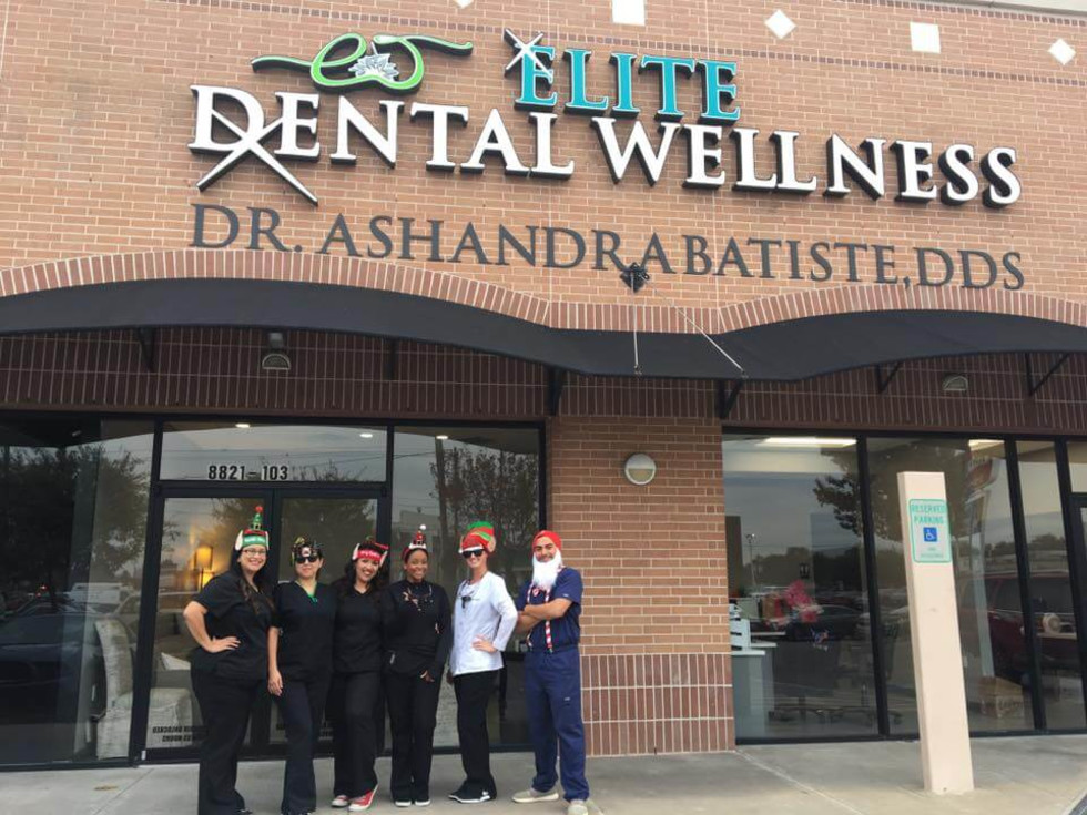 Married to Medicine Houston Ashandra dental clinic