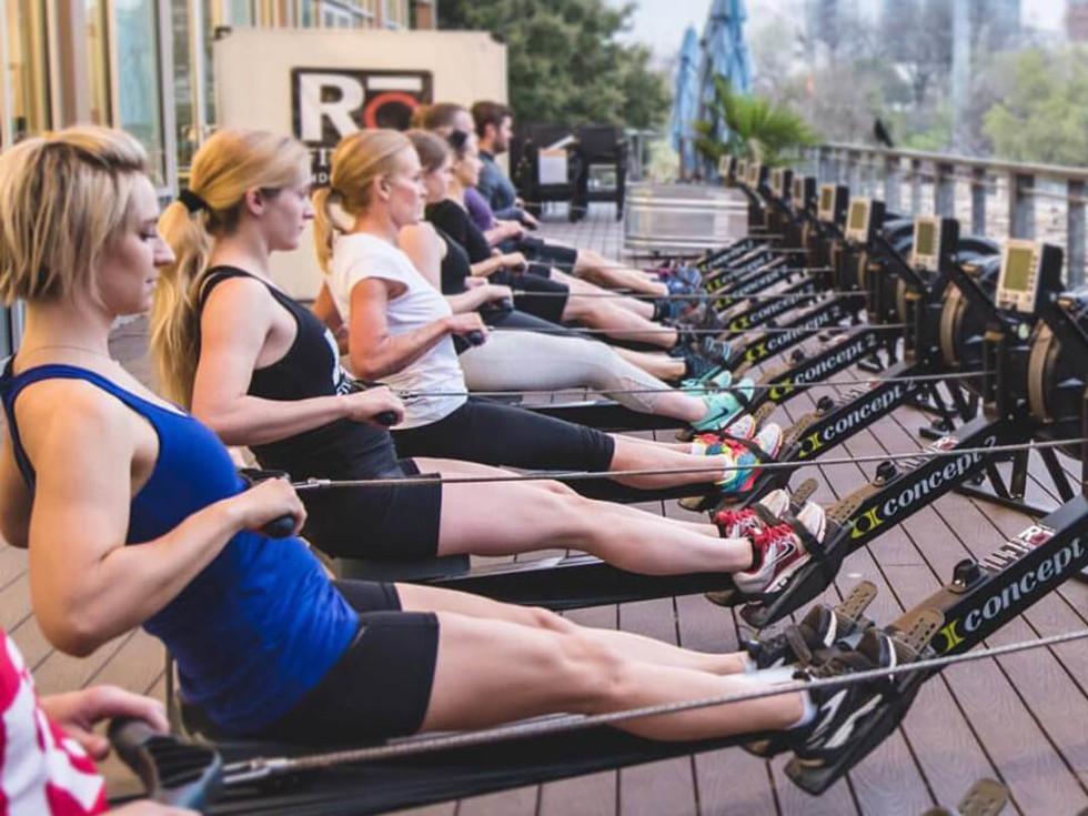 Ro Fitness Austin studio Tarrytown